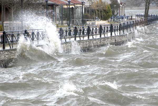 Γιάννενα: Πρόσκαιρη βροχή και δυνατοί άνεμοι προβλέπονται αύριο για τα Γιάννενα