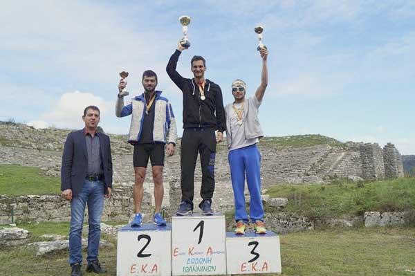 Γιάννενα: Ο Φώτης Λιόντος μεγάλος νικητής στον 4ο Νάιο Δρόμο