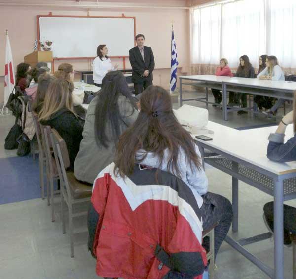 Γιάννενα: Ξεκίνησε η εκπαίδευση εθελοντών στον Ερυθρό Σταυρό Ιωαννίνων
