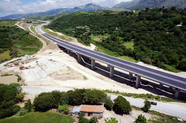 Ήπειρος: Η Ιόνια Οδός «φρενάρει» στο Λεκανοπέδιο Ιωαννίνων