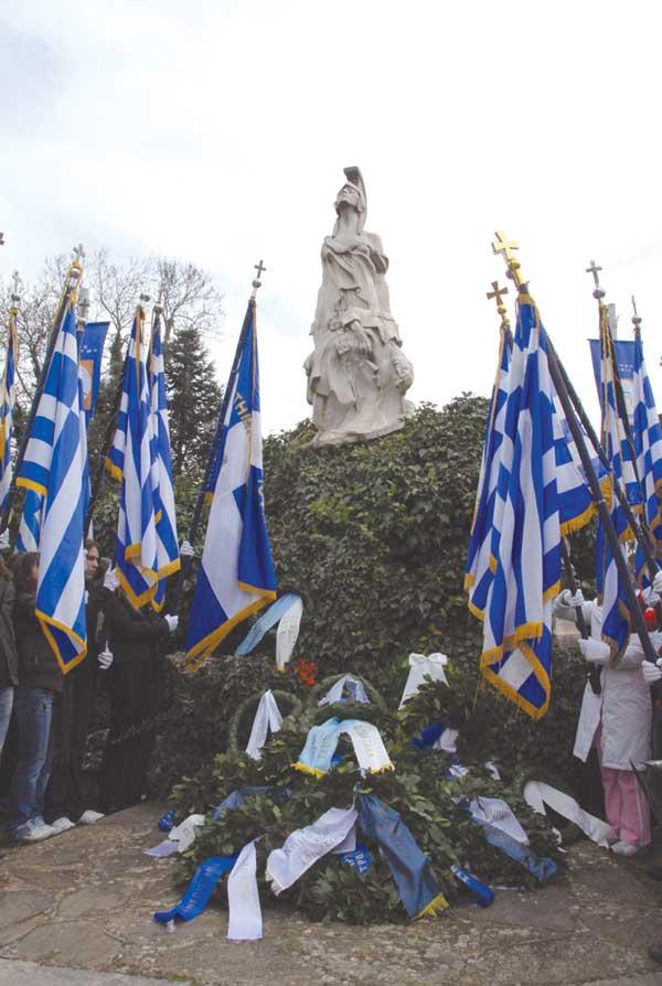 Γιάννενα: Λαμπρές εορταστικές εκδηλώσεις στα Γιάννενα για την επέτειο της 25ης Μαρτίου