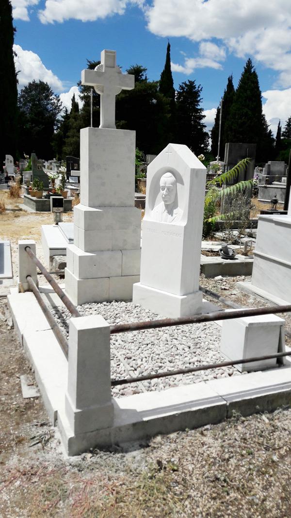 Kαθαρίστηκαν τάφοι ευεργετών και σειρά έχουν τα διατηρητέα!