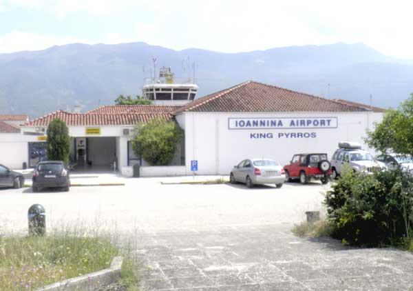 Γιάννενα: Στα… ώτα του Περιφερειάρχη πρόταση του Αγγ. Κολέμπα για το Αεροδρόμιο