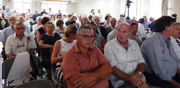Γιάννενα: Επιτυχημένη ημερίδα για τους Βλάχους στο Κεφαλόβρυσο