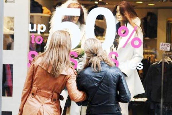 Γιάννενα: ΜΕΓΑΛΕΣ ΕΚΠΤΩΣΕΙΣ, ΛΙΓΑ ΤΑ ΨΩΝΙΑ!...Η αγορά στα Γιάννενα δεν λέει ακόμη να ανακάμψει…