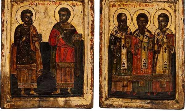Ήπειρος: ΑΡΧΑΙΟΚΑΠΗΛΟΙ…ΥΠΕΡΑΝΩ ΥΠΟΨΙΑΣ!,,. Νέος κύκλος ανακρίσεων για κλοπές σε ιερούς ναούς και μοναστήρια της Ηπείρου