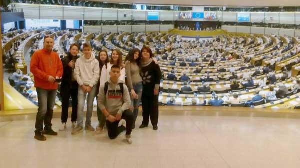 Γιάννενα: Στις Βρυξέλλες αντιπροσωπεία του 7ου Γυμνασίου Ιωαννίνων