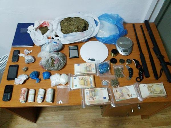 Γιάννενα: Μέχρι και το Αιγάλεω έφτασε η δράση της Δίωξης Ναρκωτικών Ιωαννίνων!