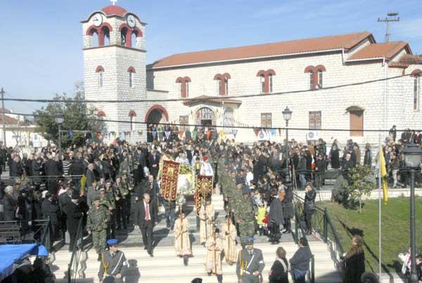 Γιάννενα: Την Παρασκευή οι εκδηλώσεις για τον Άγιο Χαράλαμπο στο Πέραμα