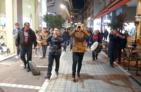 Γιάννενα: Τα Γιάννενα κινούνται πλέον σε… ρυθμούς Αποκριάς!