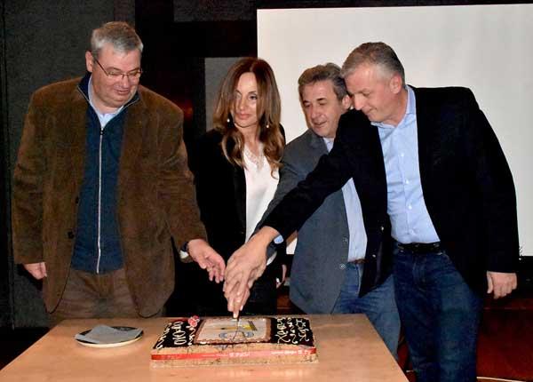 Γιάννενα: Κοπή πίτας με το βλέμμα στο Πανευρωπαϊκό του 2019!