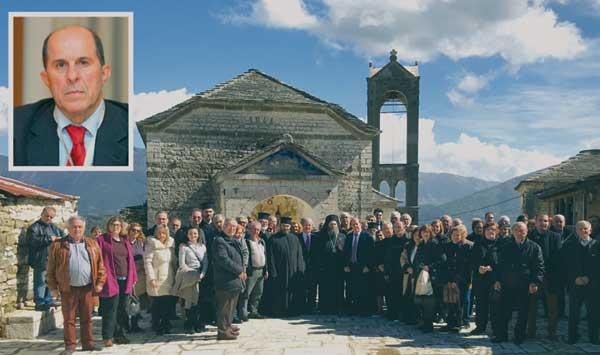 Γιάννενα: Στο Ρωμανό φιλοξενήθηκε το «οδοιπορικό υγείας»