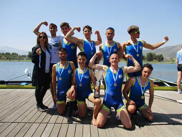 Γιάννενα: Τον Ιούλιο θα κριθεί ο τίτλος του Πρωταθλητή στην Κωπηλασία
