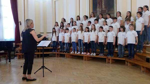 Γιάννενα: Διεθνής διάκριση για την Παιδ. χορωδία του 27ου Δημοτικού Σχολείου Ιωαννίνων