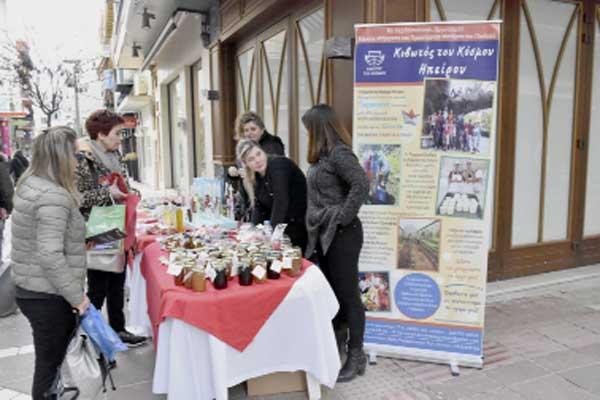Γιάννενα: Οι εορταγορές «μοχλός» κοινωνική αλληλεγγύης