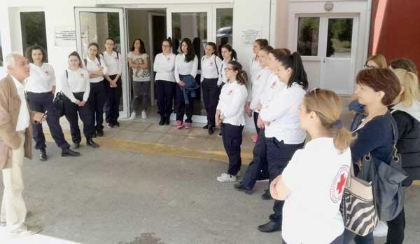 Γιάννενα: Εθελοντές του ΕΕΣ Ιωαννίνων στο Ίδρυμα «Νεομάρτυς Γεώργιος»