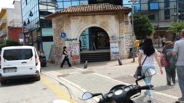 Γιάννενα: Και τα μνημεία γίνονται στόχος των βανδάλων στα Γιάννενα