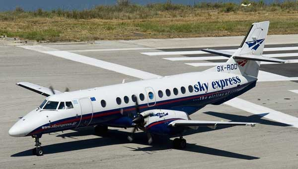 Γιάννενα: Πτήσεις Γιάννενα – Αθήνα της Sky Express από 1η Νοεμβρίου