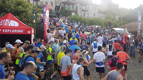 Γιάννενα: Έσπασε κάθε ρεκόρ συμμετοχής το 8ο Zagori Mountain Running!