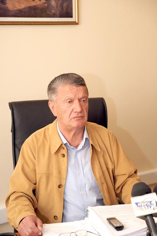 Γιάννενα: «Έφυγε» στα 77 του χρόνια ο Επαμεινώντας Ριστάνης…