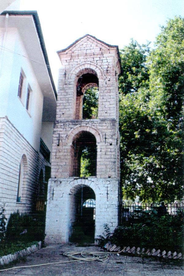 Γιάννενα: Κινδυνεύει με κατάρρευση το ιστορικό καμπαναριό Αγίου Νικολάου Πρωτόπαπας