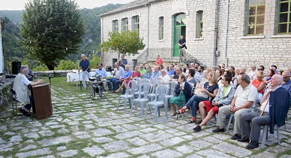 Γιάννενα: Η Σκάλα της Βίτσας, ένα σπουδαίο έργο για την περιοχή του Ζαγορίου