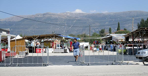 Γιάννενα: Άνοιξε χθες τις «πύλες» του το παζάρι στη Βουνοπλαγιά