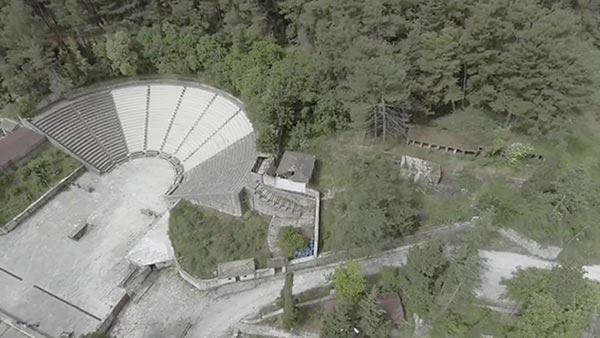 Γιάννενα: Ένα πάρκο περιπέτειας στον παλιό ζωολογικό κήπο του Κ. Φρόντζου