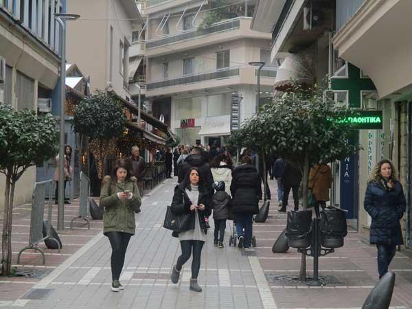 Γιάννενα: Εικόνα με... δύο όψεις για τη Γιαννιώτικη αγορά!