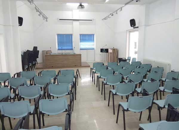 Γιάννενα: Συνεδριακή αίθουσα απέκτησε το ΠΕΑΚΙ