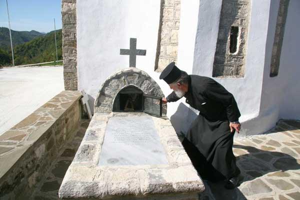 Θεσπρωτία: Ιερόσυλος Μονής των Φιλιατών στα χέρια της ΕΛ.ΑΣ. μετά από 5 χρόνια!