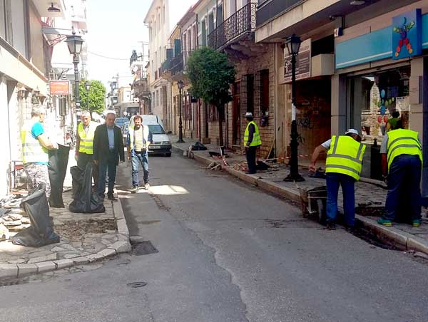 Γιάννενα: 55 εργαζόμενοι απέδωσαν στο Δήμο Ιωαννιτών έργα 2,3 εκ. ευρώ!