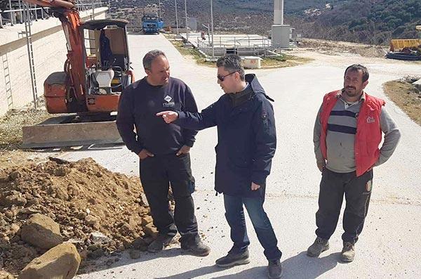 Γιάννενα: ΣΠ. ΚΩΝΣΤΑΝΤΟΠΟΥΛΟΣ - Πολλά προβλήματα θα λύσει ο αγωγός μεταφοράς στραγγιδίων από ΧΥΤΑ Ελληνικού