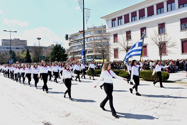 Γιάννενα: Παρέλαση και στα Γιάννενα με «Μακεδονία ξακουστή»!