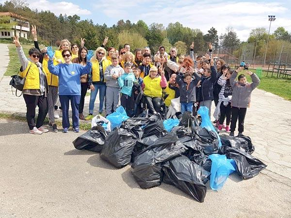 Γιάννενα: Ηχηρό μήνυμα εθελοντισμού χθες και από τα Γιάννενα!