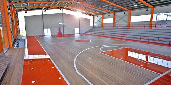 Γιάννενα: Δημοπρατείται το Κλειστό Γυμναστήριο Ζίτσας