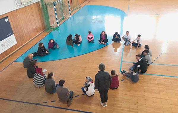 Γιάννενα: Ξεναγώντας τα παιδιά στο «Σπίτι της Κωπηλασίας»!