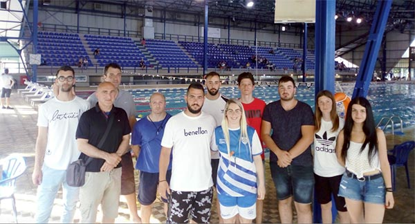 Γιάννενα: Συνάντηση μαθητών ΙΕΚ Ιωαννίνων με προπονητές μπάσκετ και κολύμβησης