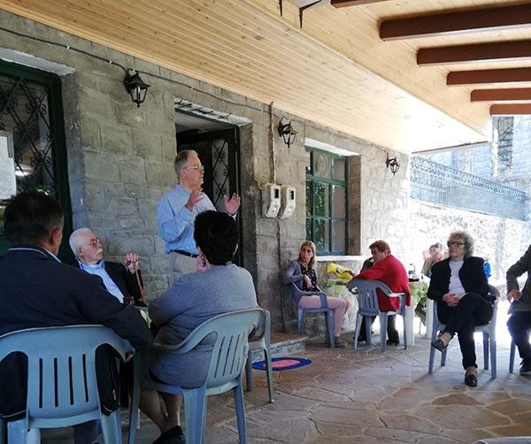 Γιάννενα: Σε χωριά του Νομού Ιωαννίνων περιοδεύει ο Κώστας Τασούλας