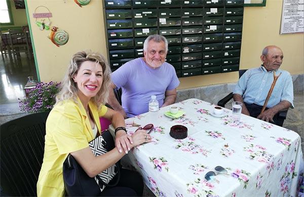 Γιάννενα: Στην Κόνιτσα και την Κλειδωνιά βρέθηκε η Σοφία Τζαρούχη