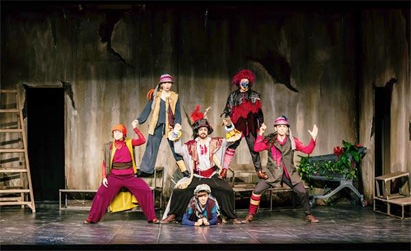 Γιάννενα: Ο «Πήτερ Παν» στο υπ. Θέατρο Ε.Η.Μ.