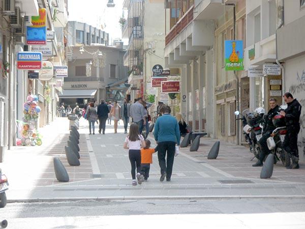 Γιάννενα: Σε πεζούς και ποδηλάτες αύριο για λίγες ώρες το κέντρο των Ιωαννίνων