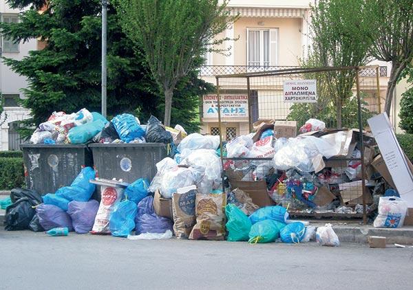 Γιάννενα: Νέα αντιπαράθεση με… φόντο τα σκουπίδια στο Δήμο Ιωαννιτών