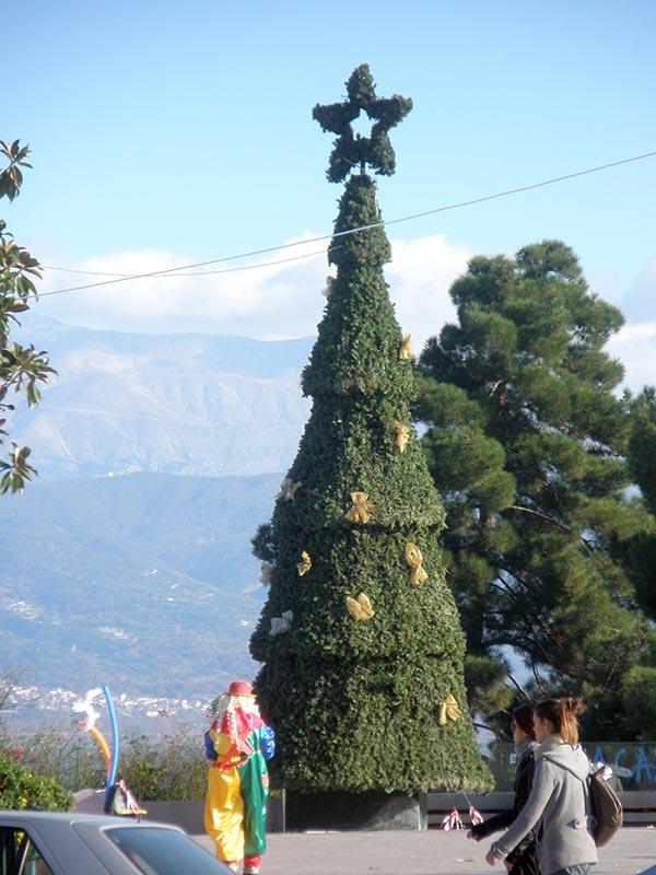 Γιάννενα: Στις 11 Δεκεμβρίου θ' ανάψει το Χριστουγεννιάτικο δέντρο