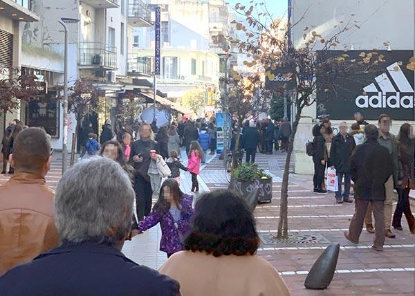 Γιάννενα Οι καταναλωτές περιμένουν να εισπράξουν για να δώσουν μετά στη Γιαννιώτικη αγορά