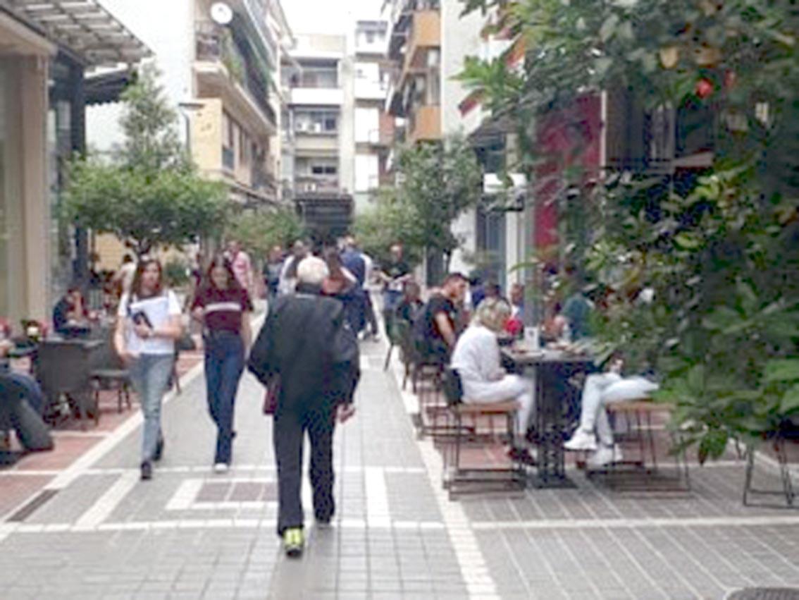 Γιάννενα: Διαπιστώσεις από μία βόλτα στις γνωστές Γιαννιώτικες «πιάτσες»