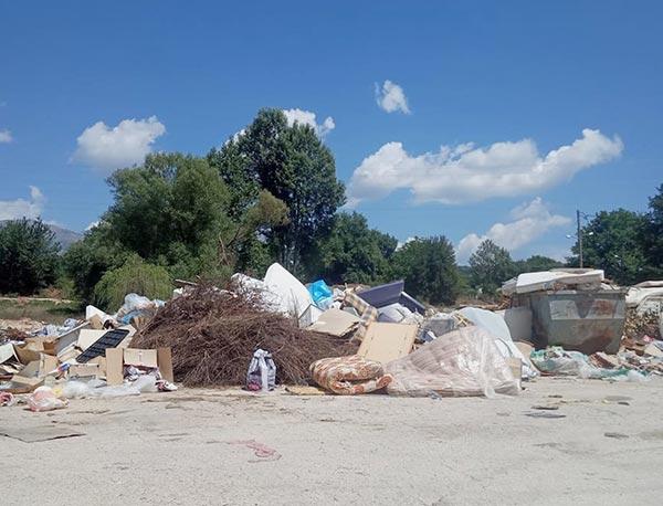 Γιάννενα: Πρόβλημα για τα Γιάννενα οι ανεξέλεγκτες χωματερές!