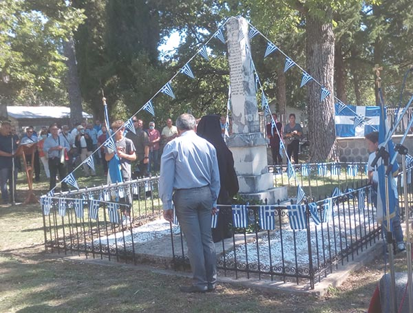Γιάννενα: Συγκινητικές οι εκδηλώσεις σε Βούρμπιανη και Πυρσόγιαννη