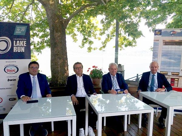Γιάννενα: Ο Γύρος της Λίμνης στηρίζει τη Γιαννιώτικη οικονομία!