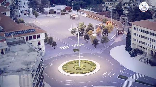 Γιάννενα: Το… θέατρο του παραλόγου με την ανάπλαση της κεντρικής πλατείας!